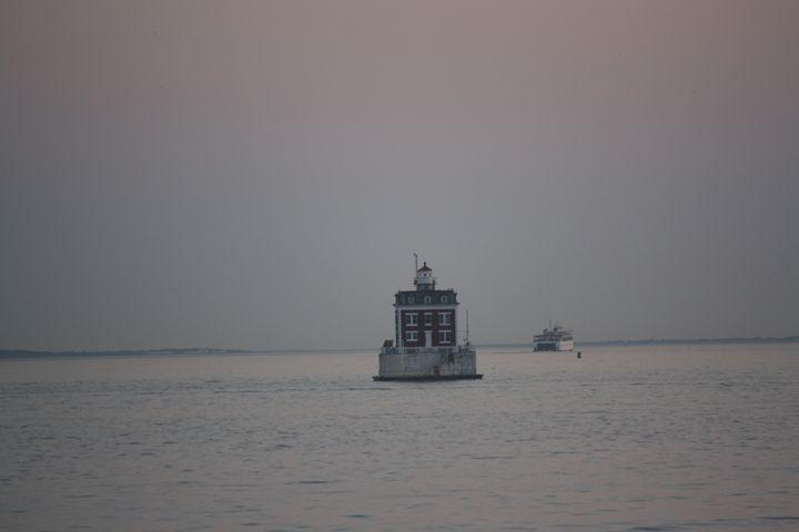 Lighthouse - Elizabeth Manning