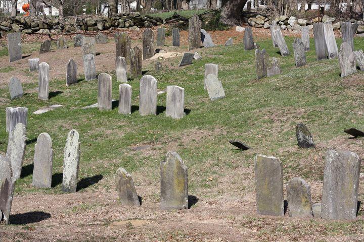 graveyard - Elizabeth Manning