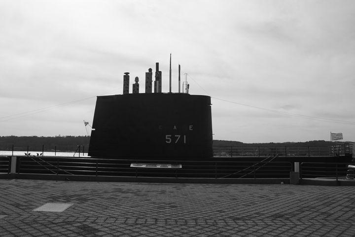 Submarine museum - Elizabeth Manning