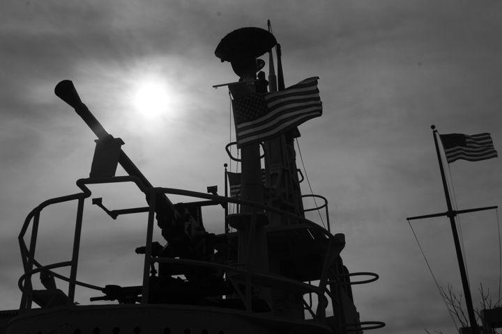 WWII memorial - Elizabeth Manning