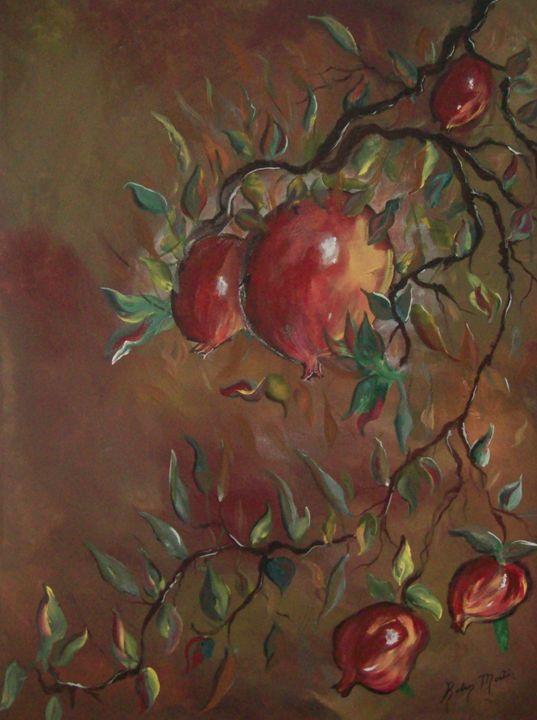 Pomegranate - RobinsArt