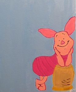 Christopher Robin's Piglet