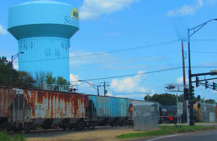 Train Ride - Gracie's
