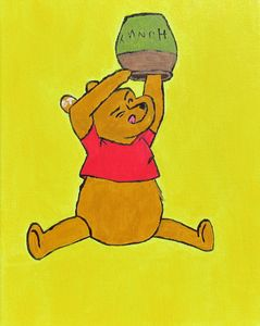 Christopher Robin's Winnie the Pooh