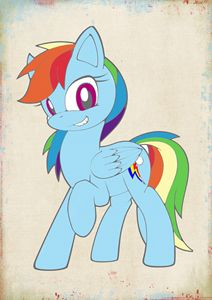 Rainbow Dash-1