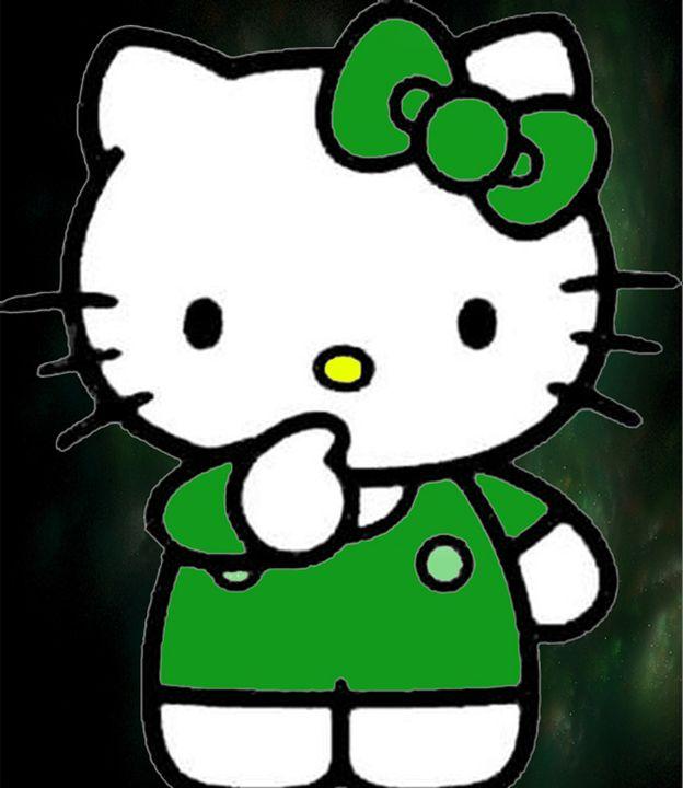 Hello Kitty-1 - Cosplay Jessie