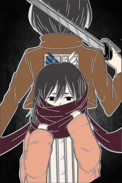 Mikasa-2 - Cosplay Jessie