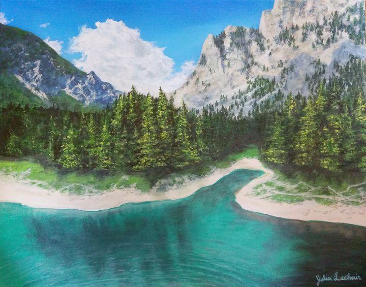 Green Lake - julgem_art