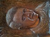 sculpture Steve Mac Queen