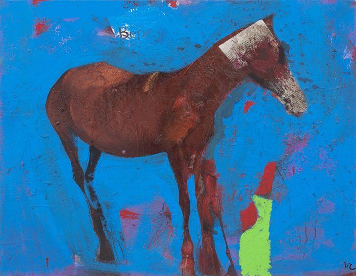 Horse - Ivan Chakarov