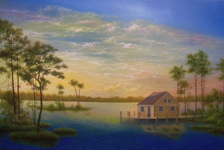A Place in the Sun - Creative Works of Jerry Sauls