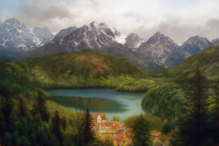 From the Castle Window - Creative Works of Jerry Sauls