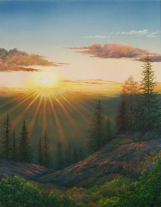Magic Rays - Creative Works of Jerry Sauls