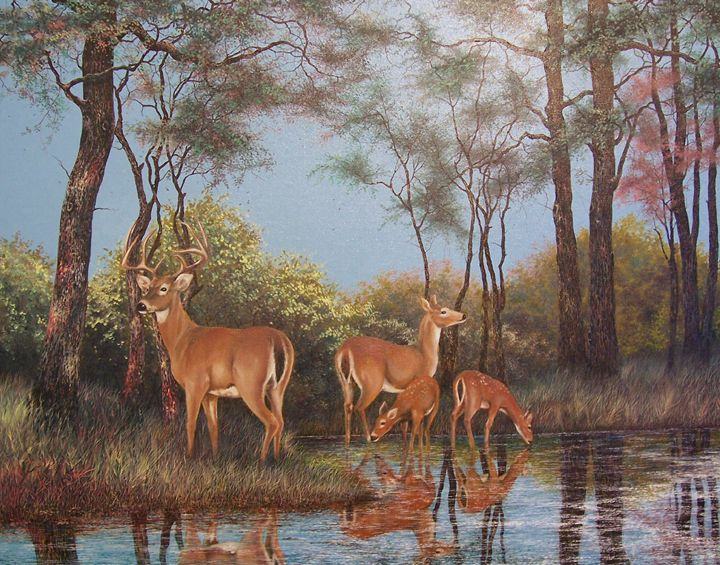 Reflections - Creative Works of Jerry Sauls