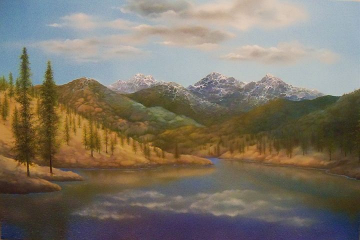 Seasons of The Great Land - Creative Works of Jerry Sauls