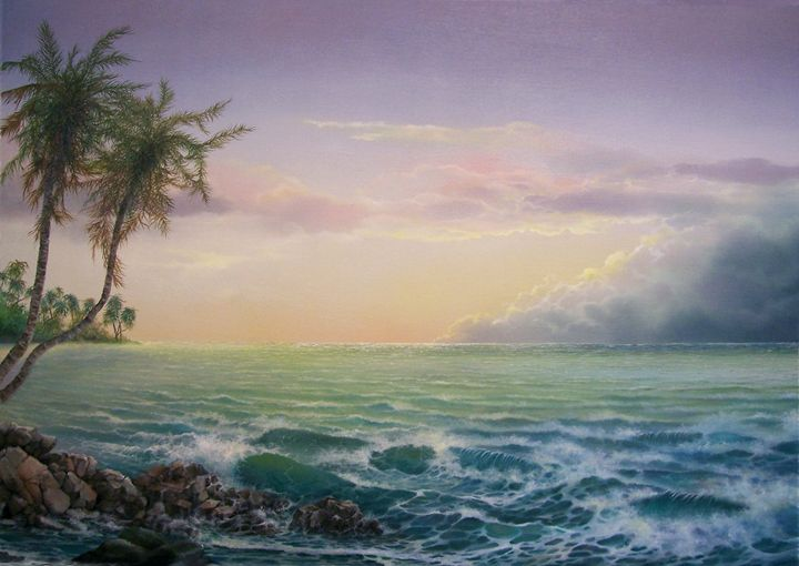South Pacific - Creative Works of Jerry Sauls