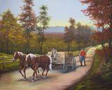 "24"" x 30"" Oil on Canvas"