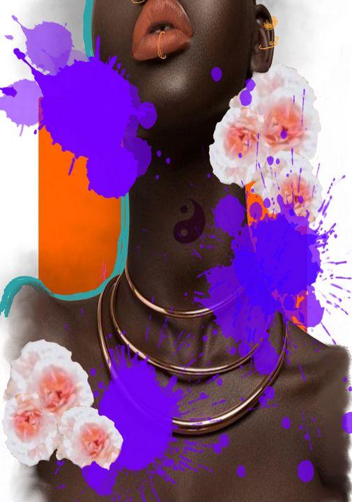 Balanced beauty - R0X Designs