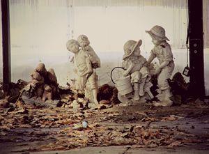 Statue Love