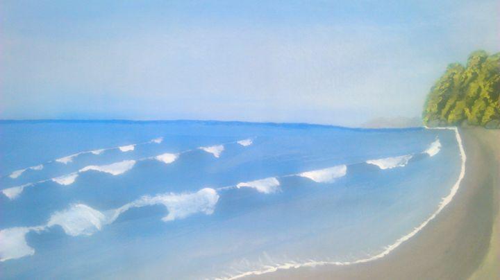 sea beach - ashutosh pati