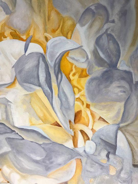 Peonies #4 - Ron Harris Art