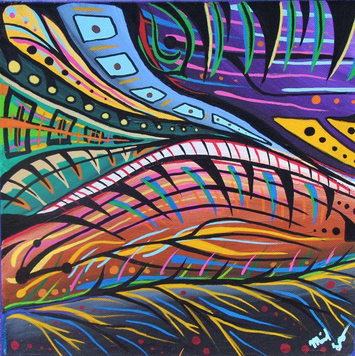 The Revival of Inner Landscapes - Michael Lott Art