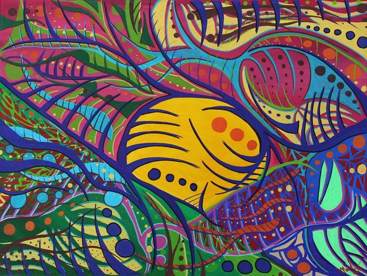 Tectonic - Michael Lott Art