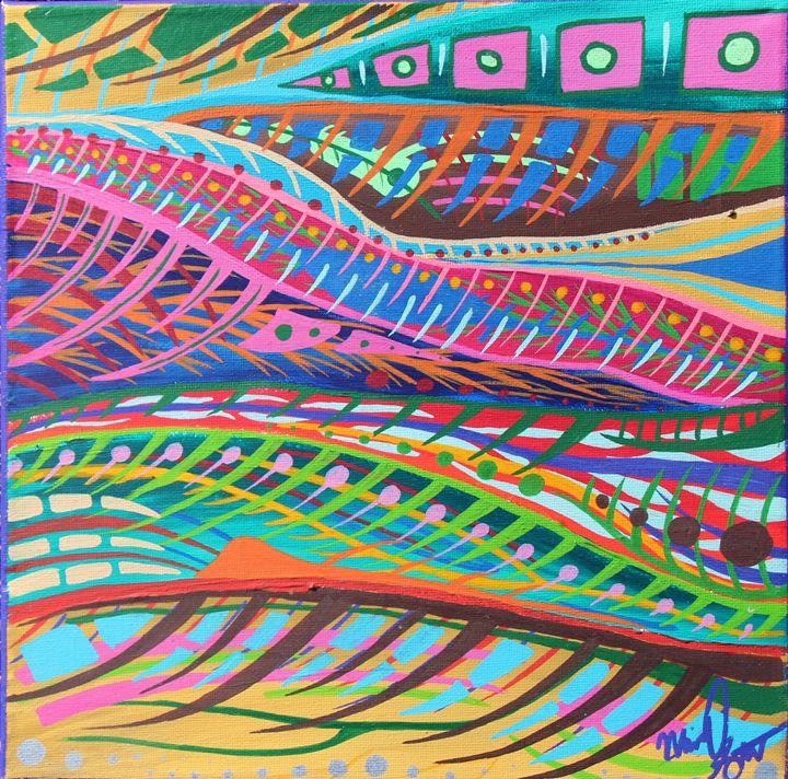 Mineral - Michael Lott Art