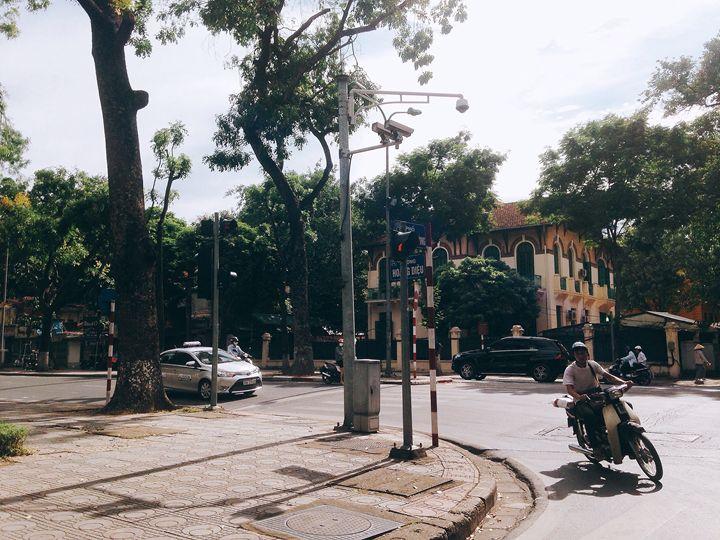 Hoang Dieu street - Hân Nguyễn