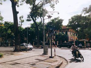 Hoang Dieu street