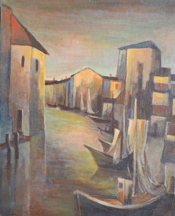 Venise - Emile Haymoz