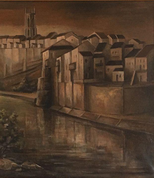 Fribourg - Emile Haymoz