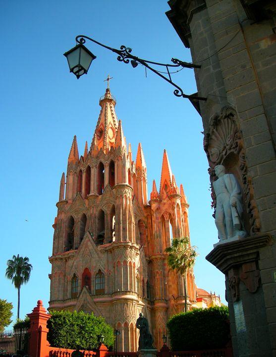 San Miguel Parroquia - Sacred art