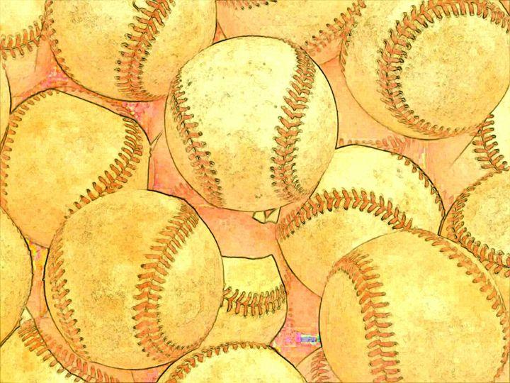 Baseballs - Blackwater Studio