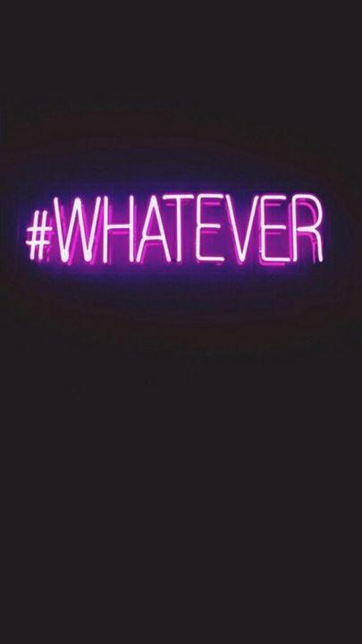 #Whatever - Blackwater Studio