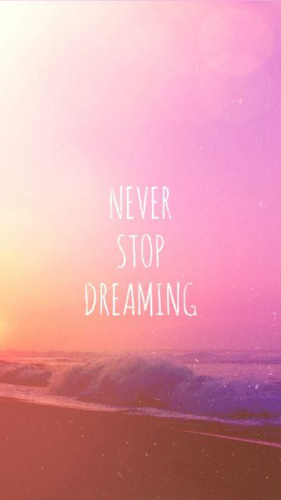 Never Stop Dreaming - Blackwater Studio
