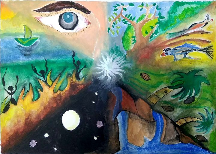 The Circus of Creation(Natural) - BEYOND....