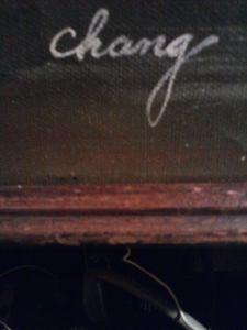 chang signature .
