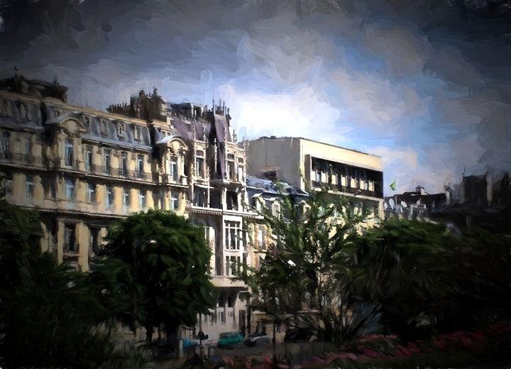 Paris city of lights - Zeitlin Gallery