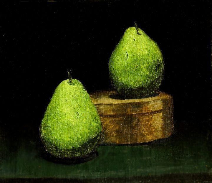 Pear Study - Zeitlin Gallery