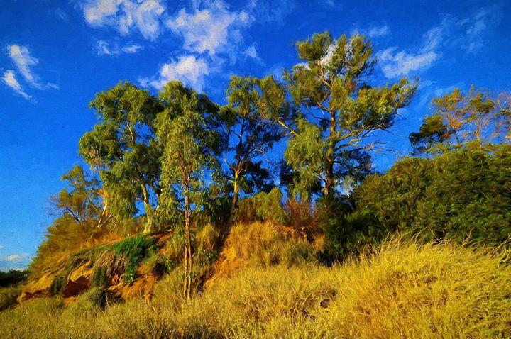 Tree line - Zeitlin Gallery
