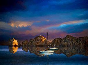 Cabo San Lucas Island