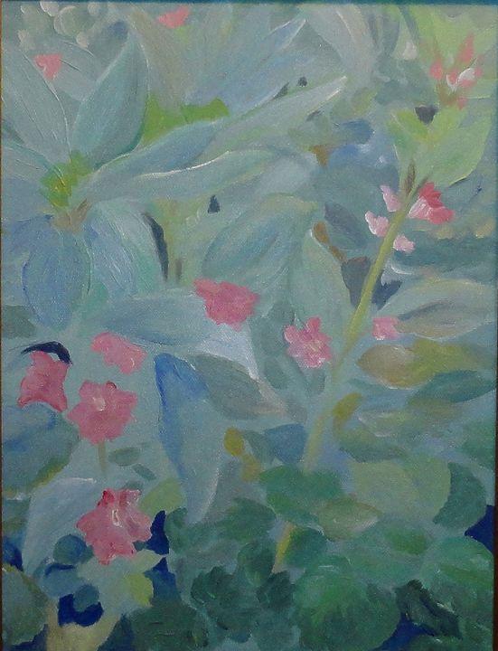 flowers - Angel Kirilov