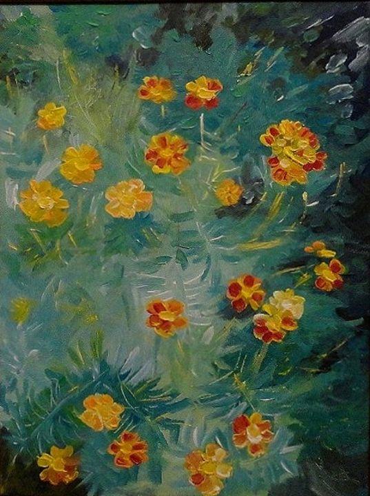 flowers 3 - Angel Kirilov