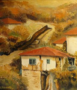 landscape from Bulgaria