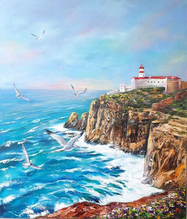 Ocean of Love - Elena Artstyle
