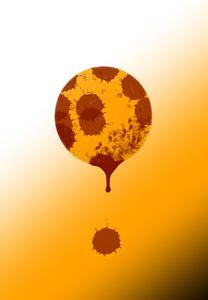 Sun's blood