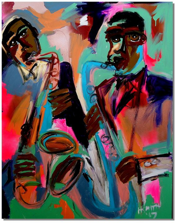 Jazz - Harold Smith Art