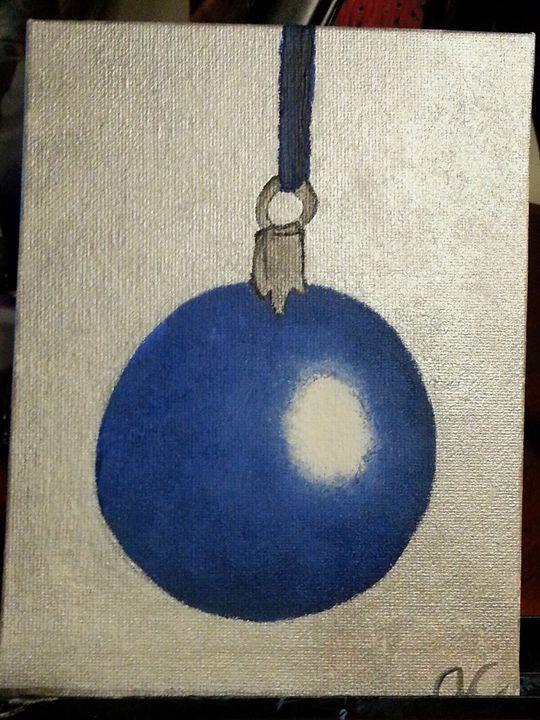 Ornament - Ashleigh Cuomo