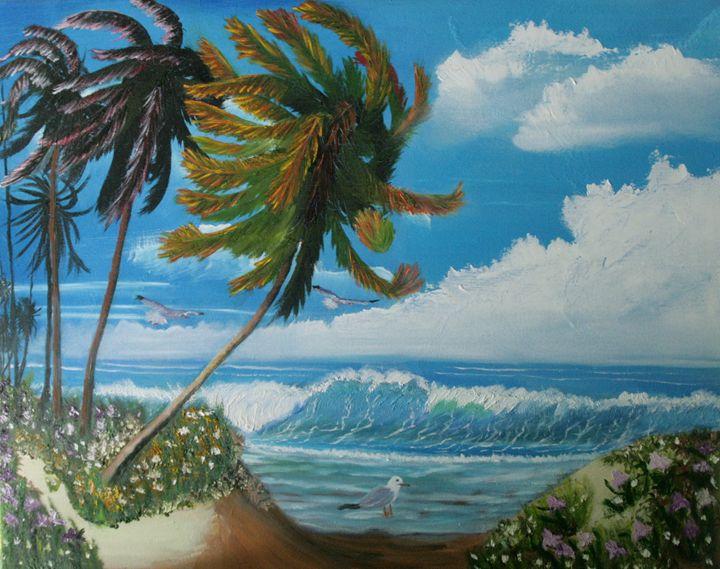 Palm Breeze - DML Studio